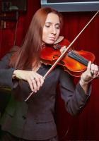 Скрипачка Виктория