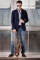 Саксофонист Никита