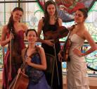 Квартет из оркестровых музыкантов