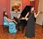 Дуэт фортепиано и скрипки